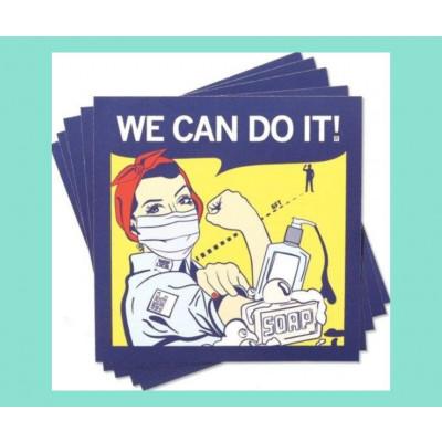 Szeretél olyan fertőtlenítőt árulni, aminek a címkéjén a saját logód/márkeneved szerepel? Elkészítjük neked!
